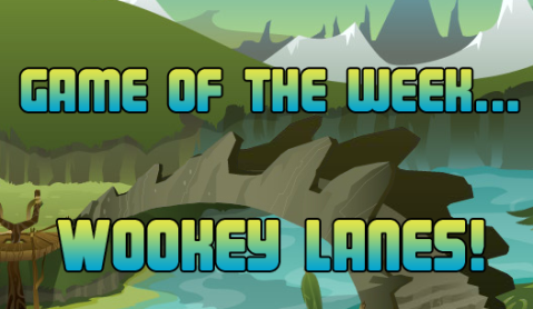 Game of the week.... Wookey Lanes!